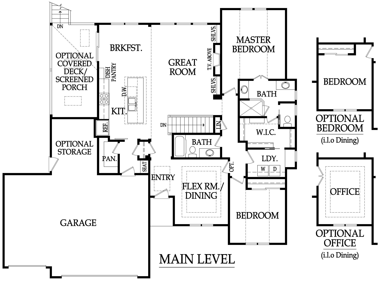 Cedarwood Flex | Harding Homes